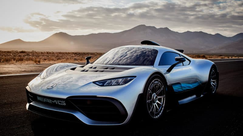 Most Expensive Cars - Mercedes AMG One