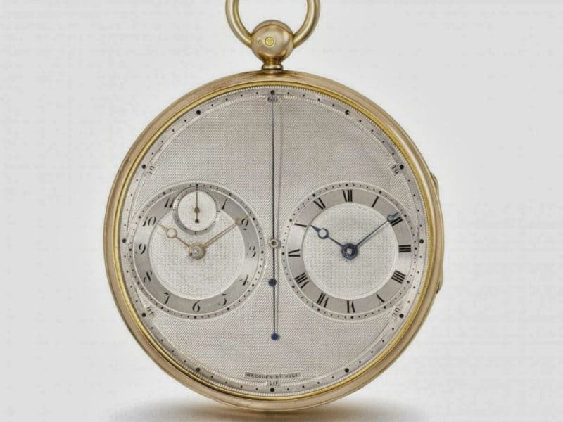 Most Expensive Watches - Breguet Antique Number 2667
