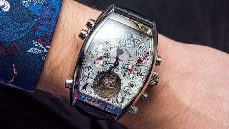 Most Expensive Watches - Franck Muller Aeternitas Mega 4