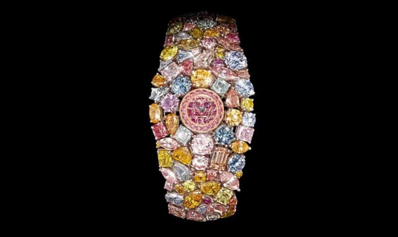 Most Expensive Watches - Graff-Diamonds-Hallucination