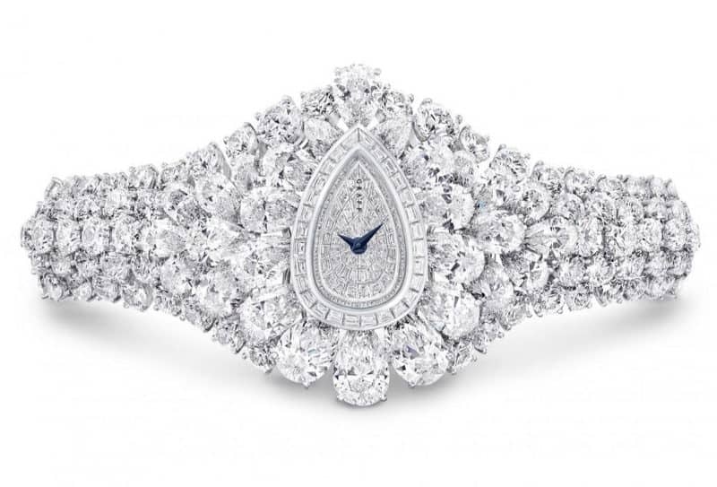 Most Expensive Watches - Graff Diamonds The Fascination