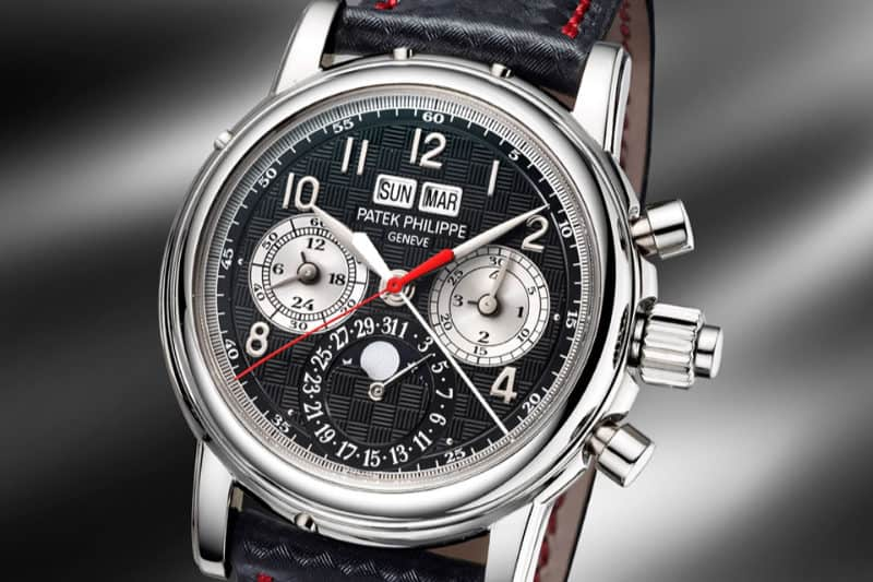 Most Expensive Watches - Patek Philippe 5004T