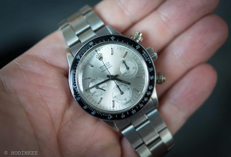 Most Expensive Watches - Rolex Daytona Ref. 6263 Oyster Albino