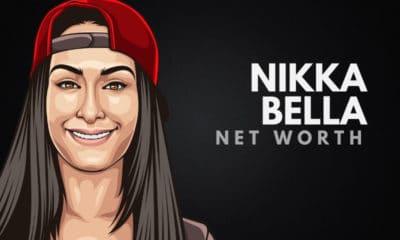 Nikki Bella's Net Worth