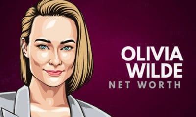 Olivia Wilde's Net Worth