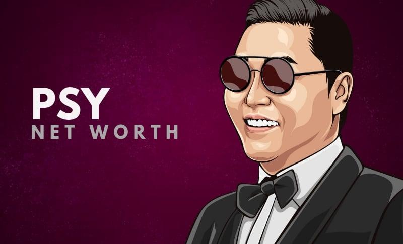 PSY Net Worth