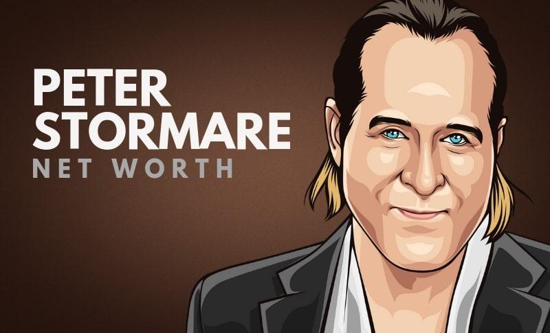 Peter Stormare's Net Worth