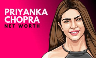 Priyanka Chopra's Net Worth