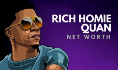Rich Homie Quan's Net Worth