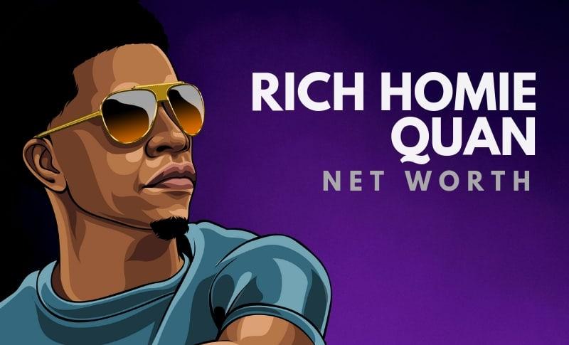 Rich Homie Quan's Net Worth