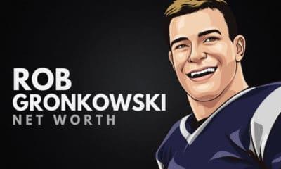 Rob Gronkowski's Net Worth