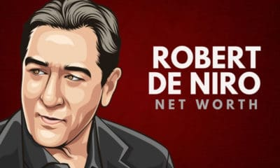 Robert De Niro's Net Worth