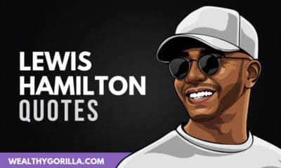 The Best Lewis Hamilton Quotes