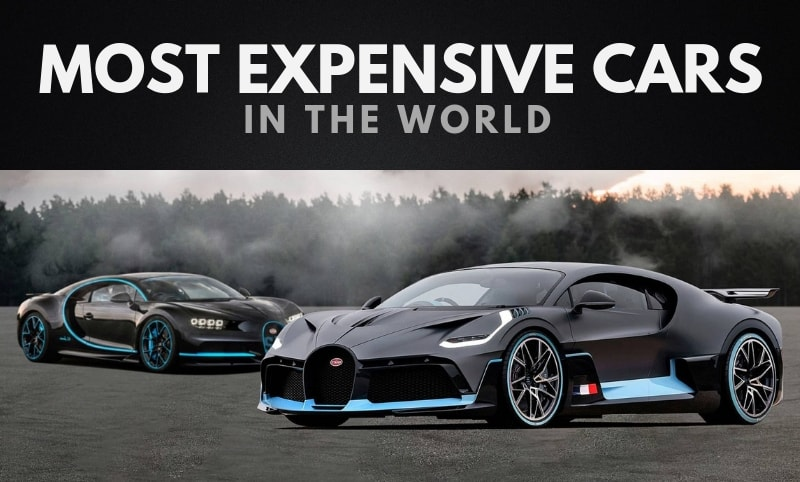 The 20 Most Expensive Cars In The World Updated 2019 Wealthy Gorilla
