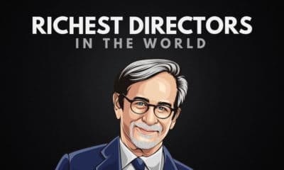 The 25 Richest Directors in the World