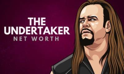 The Undertaker's Net Worth