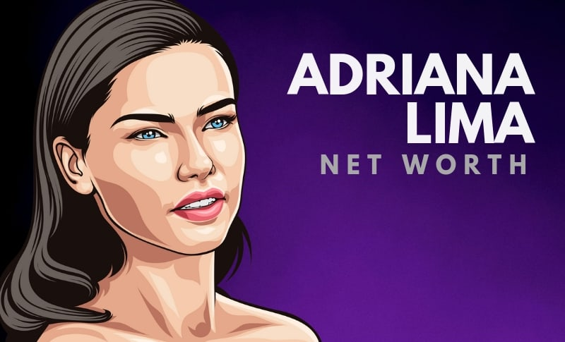 Adriana Lima's Net Worth