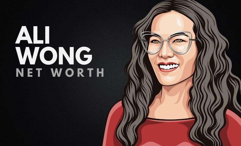 Ali Wong's Net Worth