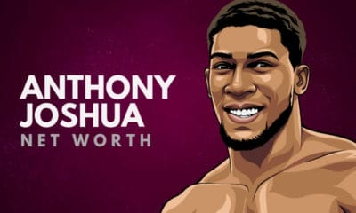 Anthony Joshua's Net Worth