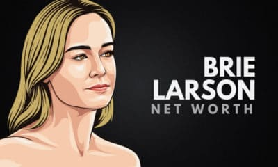 Brie Larson's Net Worth