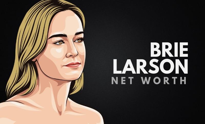 Brie Larson's Net Worth
