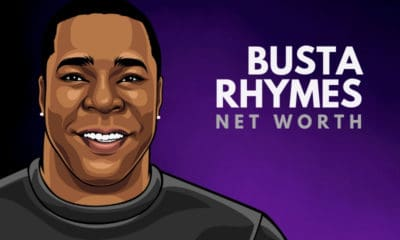 Busta Rhymes' Net Worth