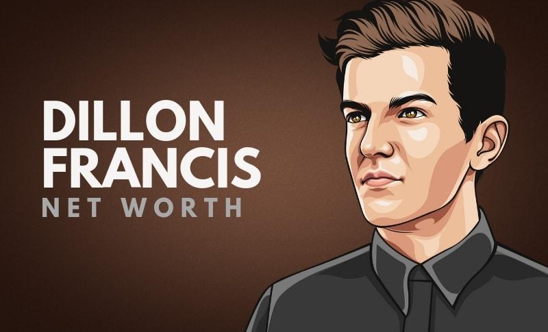 Dillon Francis' Net Worth