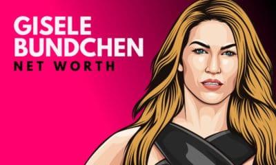 Gisele Bundchen's Net Worth