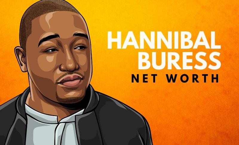 Hannibal Buress' Net Worth