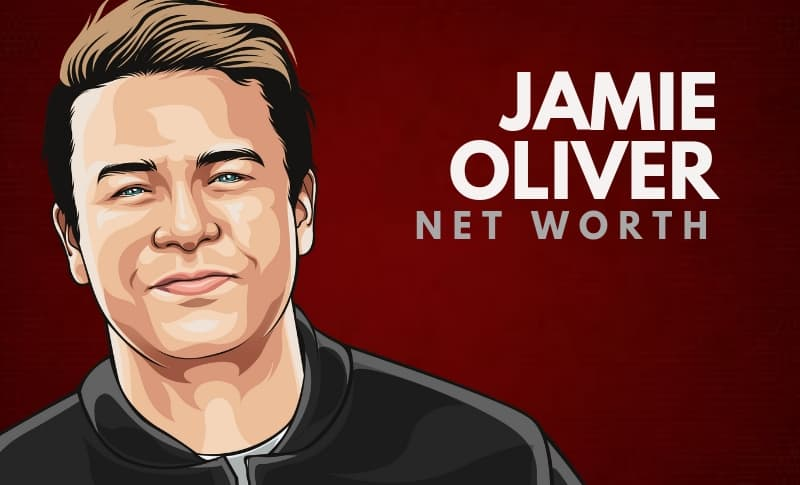 Jamie Oliver's Net Worth