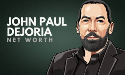 John Paul Dejoria's Net Worth