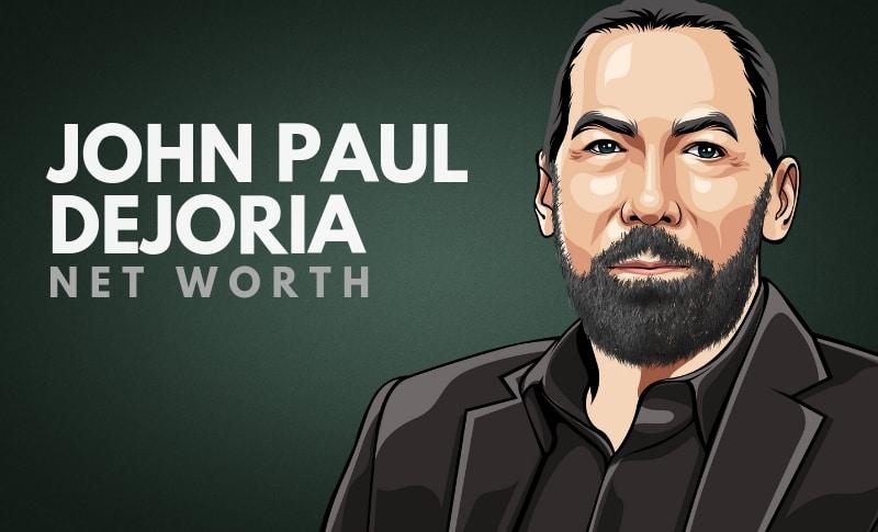 John Paul Dejoria's Net Worth