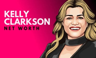 Kelly Clarkson's Net Worth