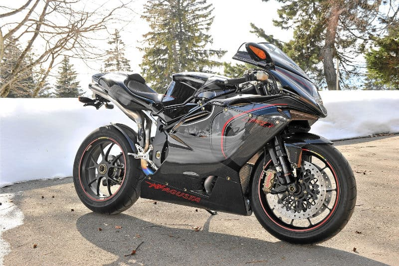 Most Expensive Bikes - MV Agusta F4CC