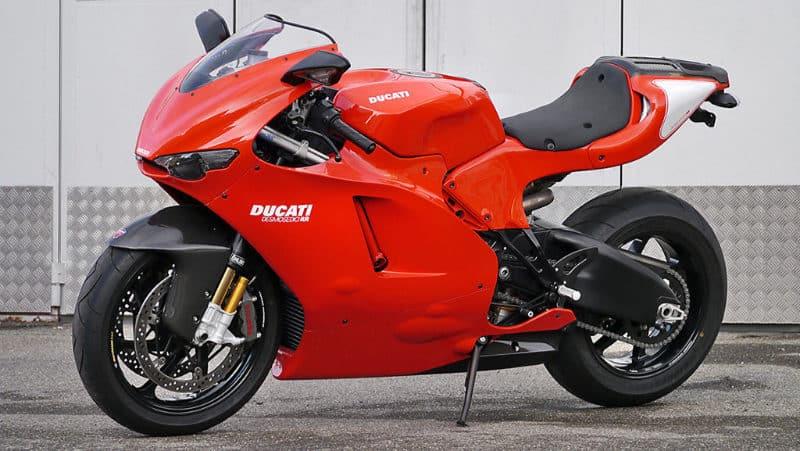 Most Expensive Motorbikes - Ducati Desmosedici D16RR NCR M16