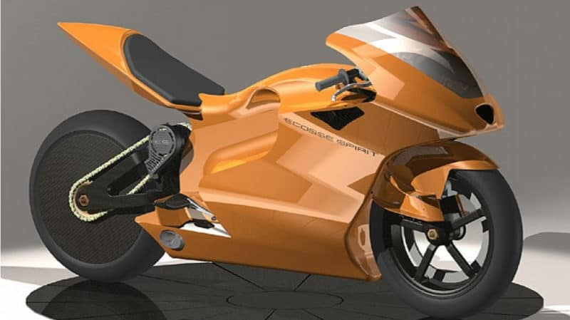 Most Expensive Motorbikes - Ecosse ES1 Spirit