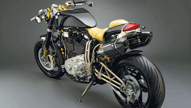 Most Expensive Motorbikes - Ecosse Founder's Edition Ti XX