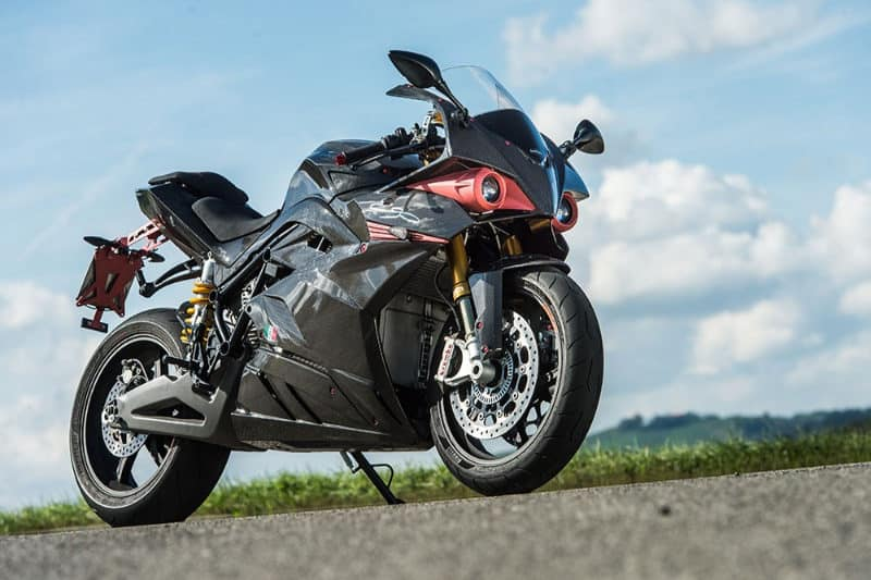 Most Expensive Motorbikes - Energica Ego 45 Limited Editon