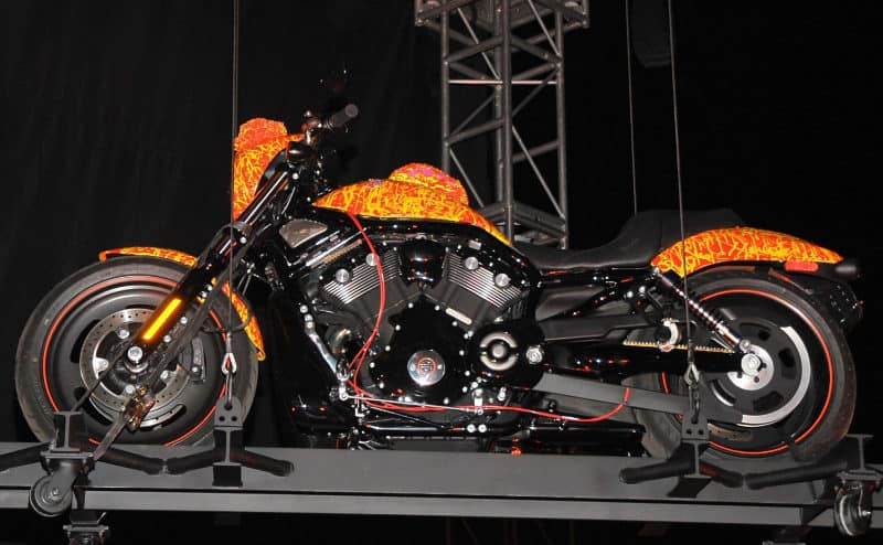 Most Expensive Motorbikes - Harley Davidson Cosmic Starship