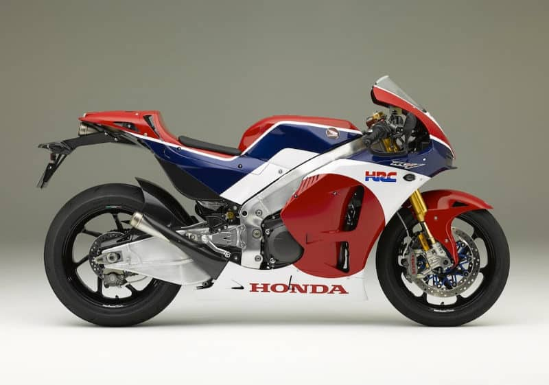 Most Expensive Motorbikes - Honda RC213 V-S