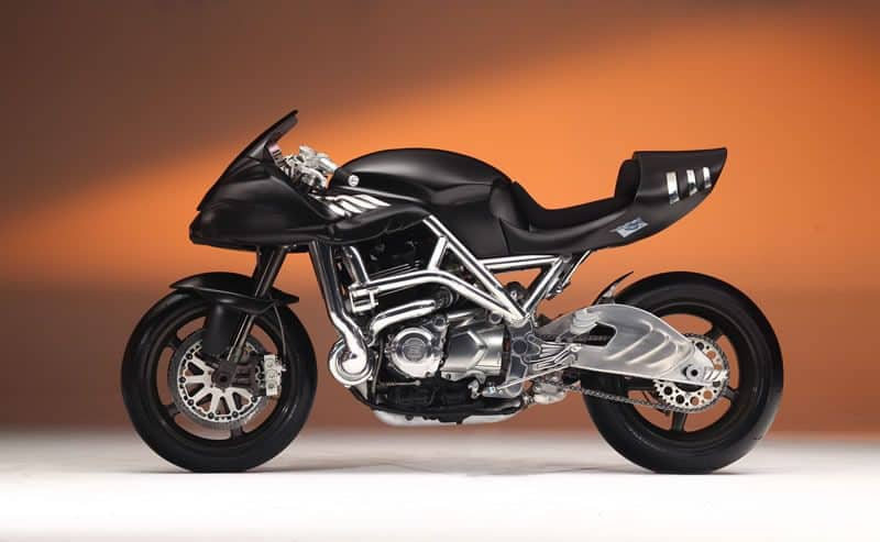 Most Expensive Motorbikes - Icon Sheene