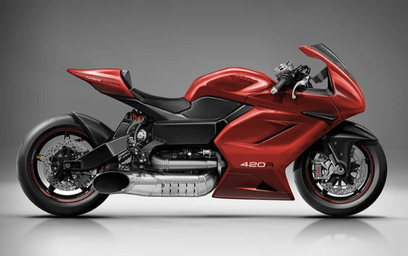 Most Expensive Motorbikes - MTT Turbine Streetfighter