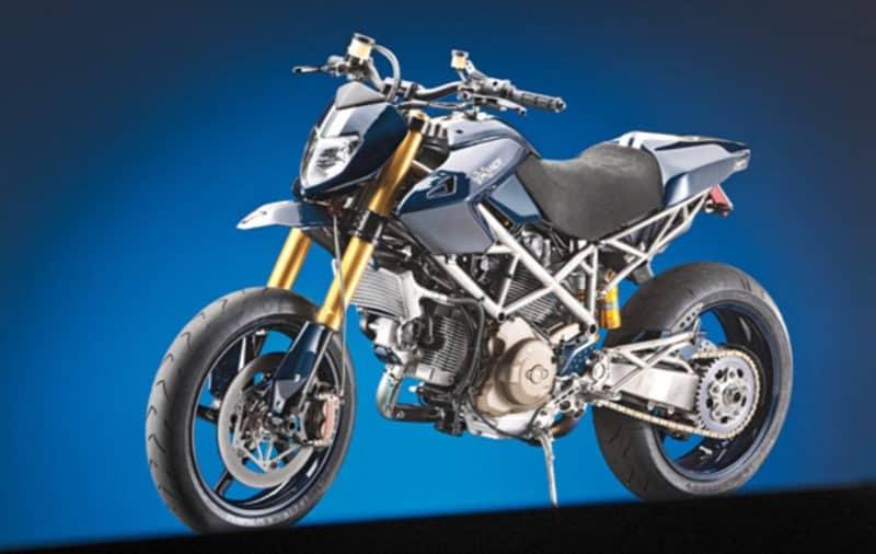 Most Expensive Motorbikes - NCR Leggera 1200 Titanium Special