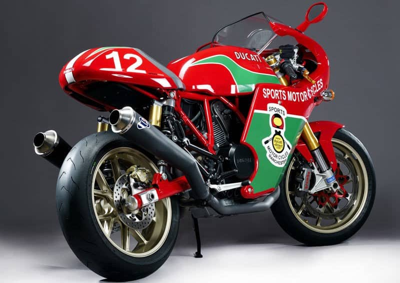 Most Expensive Motorbikes - NCR MH TT (Mike Hailwood)