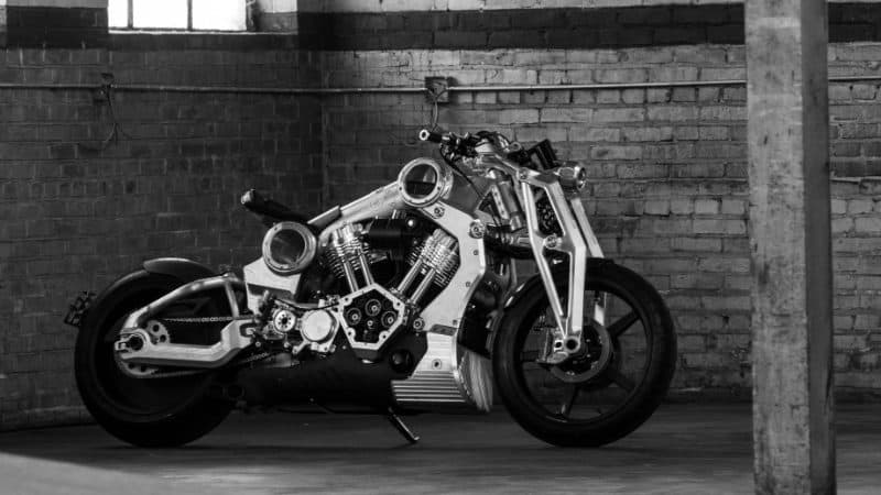Most Expensive Motorbikes - Neiman-Marcus-Limited-Edition-Fighter
