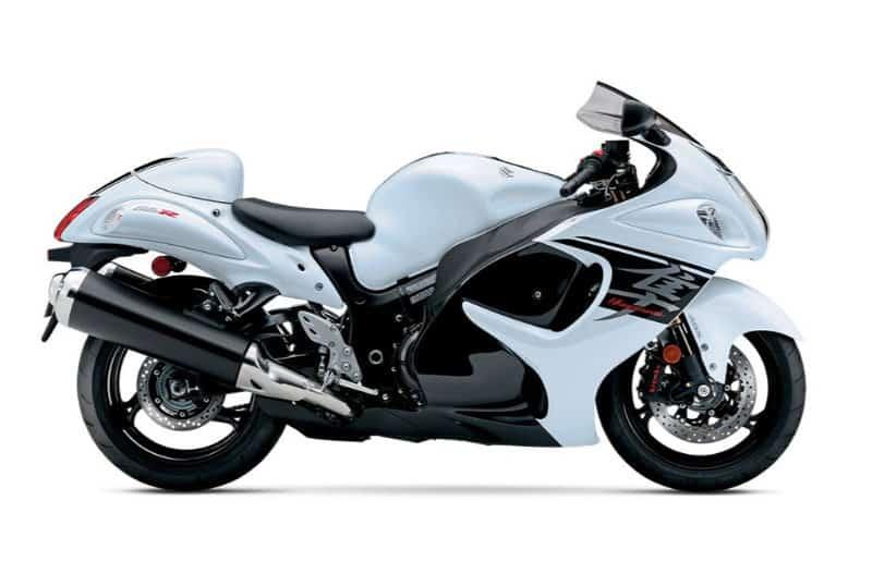 Most Expensive Motorbikes - Suzuki AEM Carbon Fiber Hayabusa