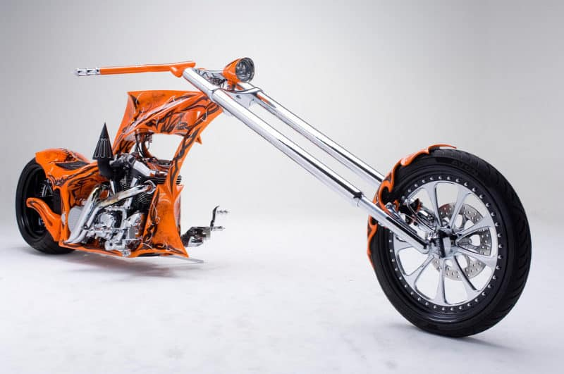 Most Expensive Motorbikes - The Yamaha BMS Chopper