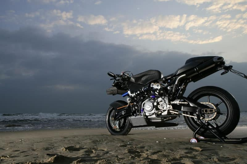 Most Expensive Motorbikes - Vyrus 987 C3 4V