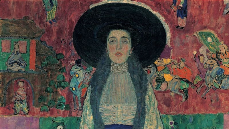 Most Expensive Paintings - Portrait of Adele Bloch-Bauer II - Gustav Klimt