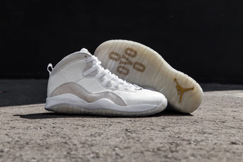 Most Expensive Sneakers - Air Jordan 10 OVO